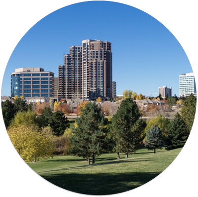 Centennial Colorado Circle
